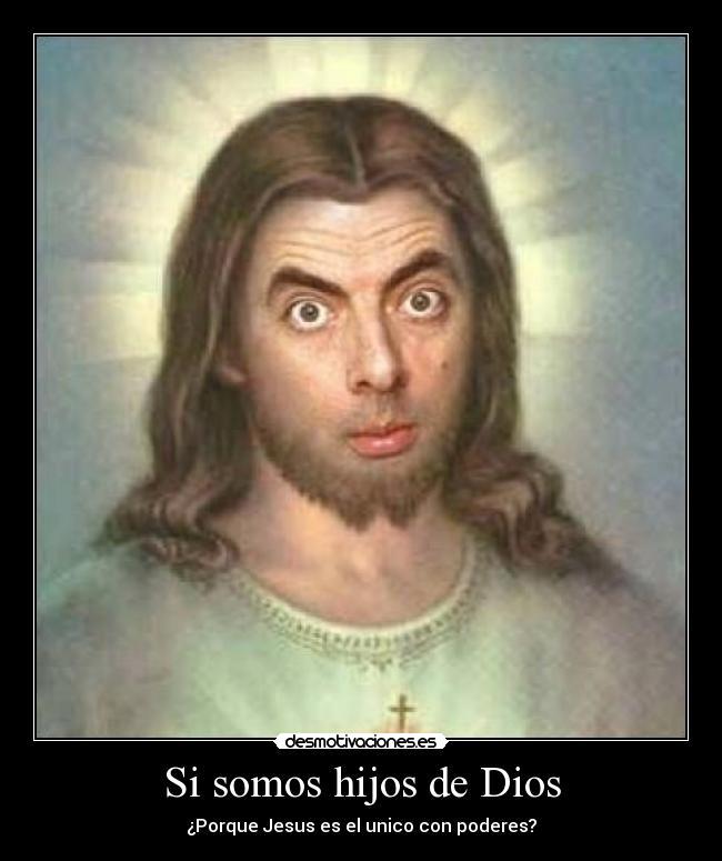 Funny Face Jesus Christ