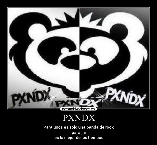 grupo musical panda com: