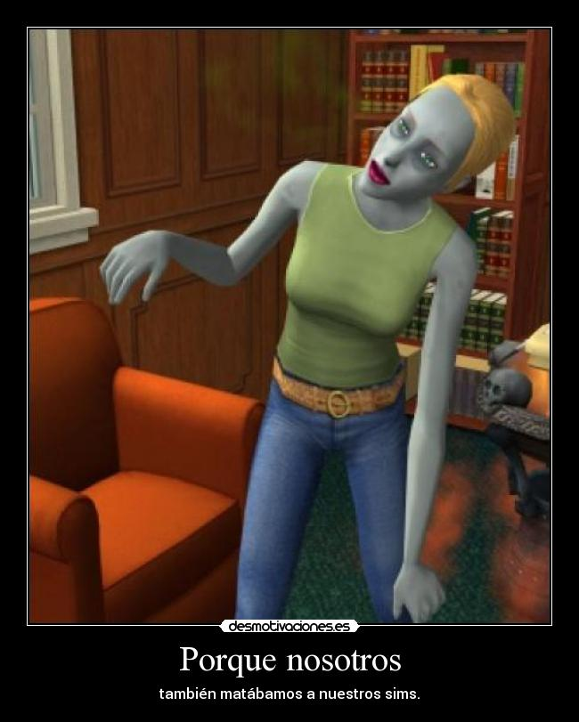 Как сима сделать зомби