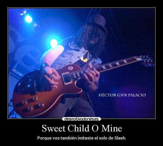 guns n roses sweet child mine