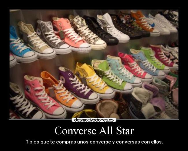 converse all star historia