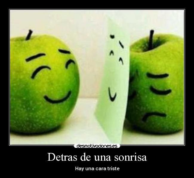 Detras de una sonrisa desmotivaciones - Cuando sea feliz ...