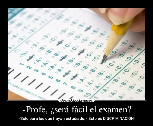 Desmotivaciones Examen_23