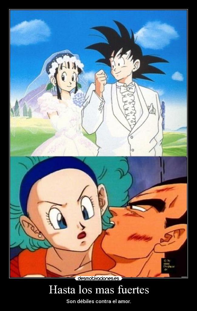 Goku Y Milk