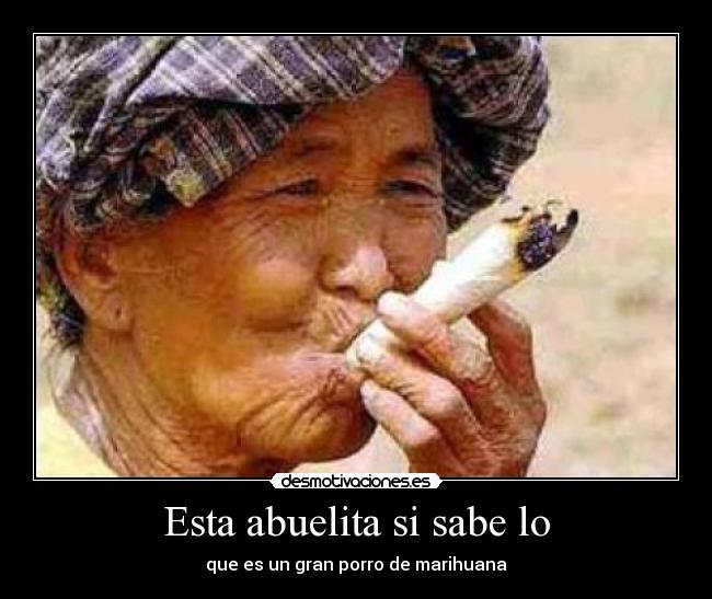 Abuela con droga - 4 5