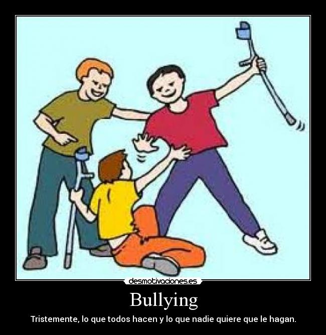 an overview of the issue of schoolyard bullying in an article by stuart greenbaum