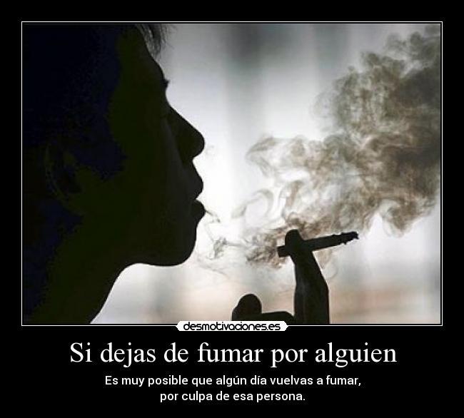 Como es más rápido dejar fumar