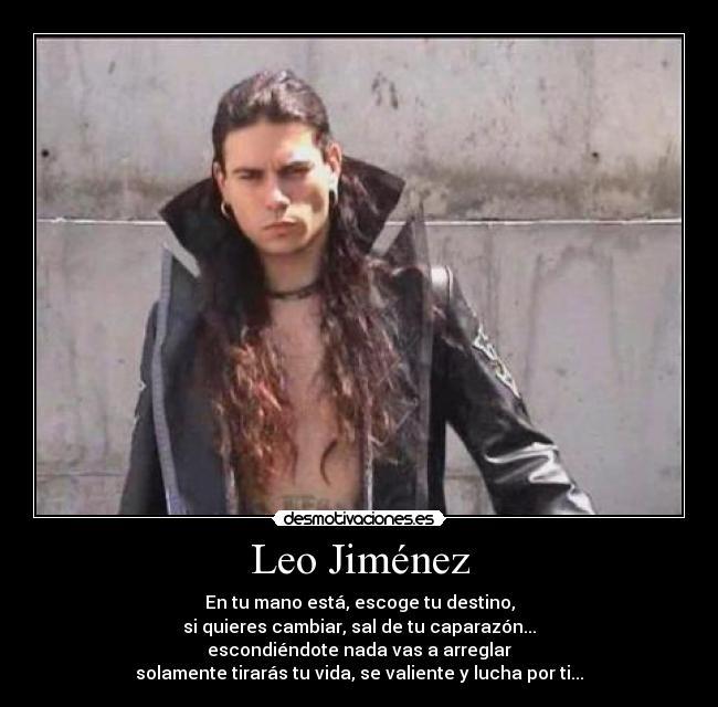 M Shadows 2012 Leo Jiménez | Des...