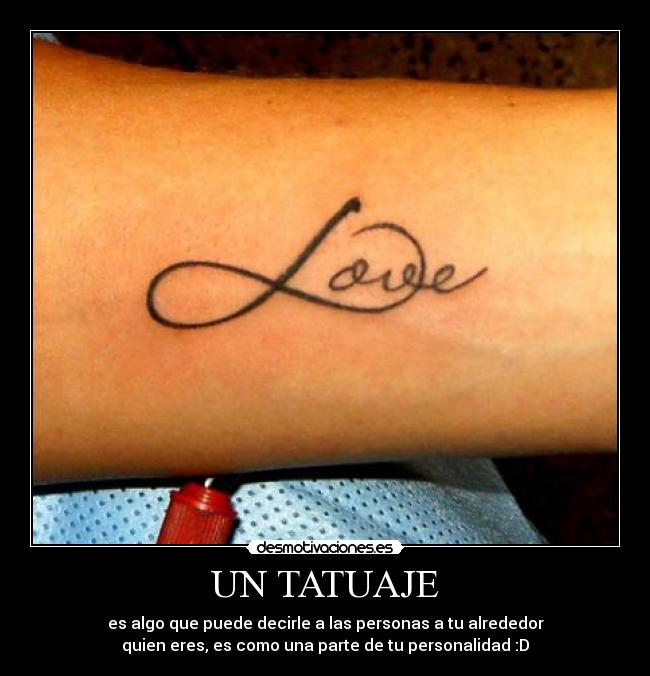 Tu tatuaje es gay