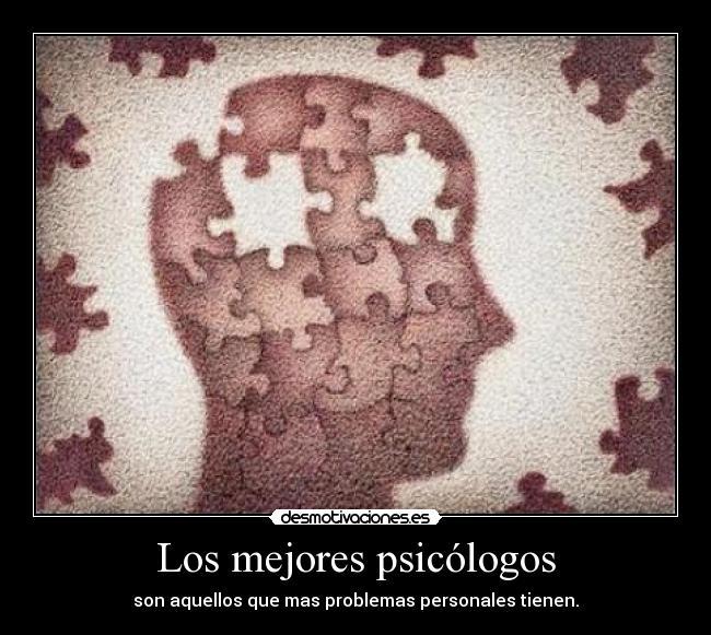 Im genes y carteles de psicologia desmotivaciones for Nombre del sillon de los psicologos