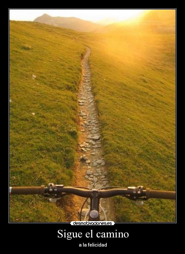 Sigue El Camino Desmotivaciones