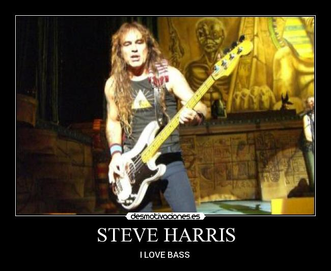Steve Harris es gay? Encuesta revela que al 53 no le
