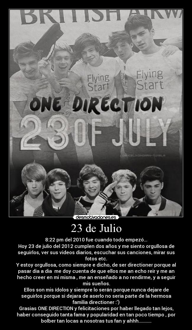23 de julio de 1974: