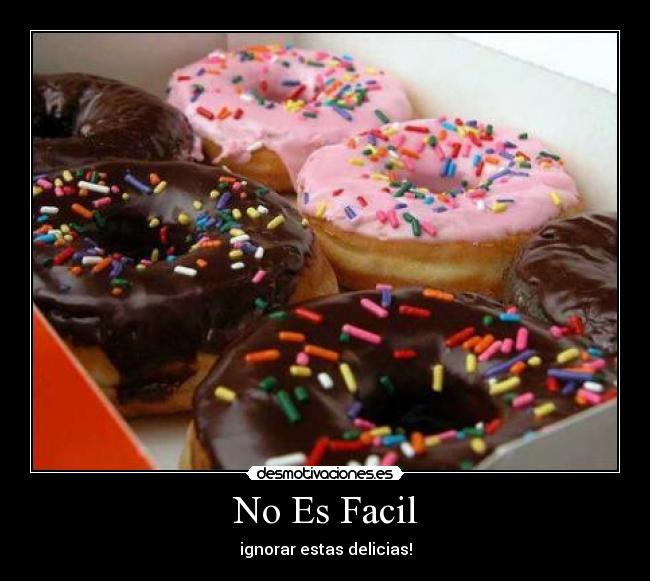 No Es Facil - ignorar estas delicias!