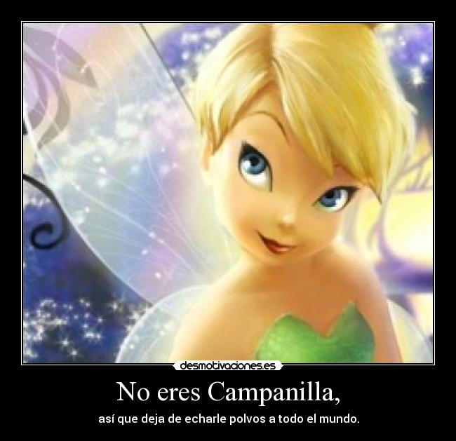 Imagenes Con Frases Campanita Imagui
