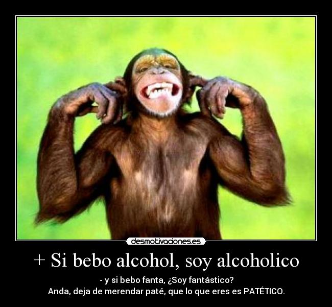 El entumecimiento del pies al alcoholismo