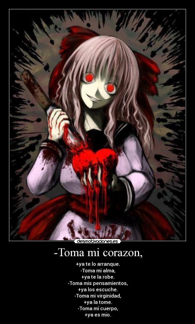 anime gore blood Sad Friendship Quotes Tumblr