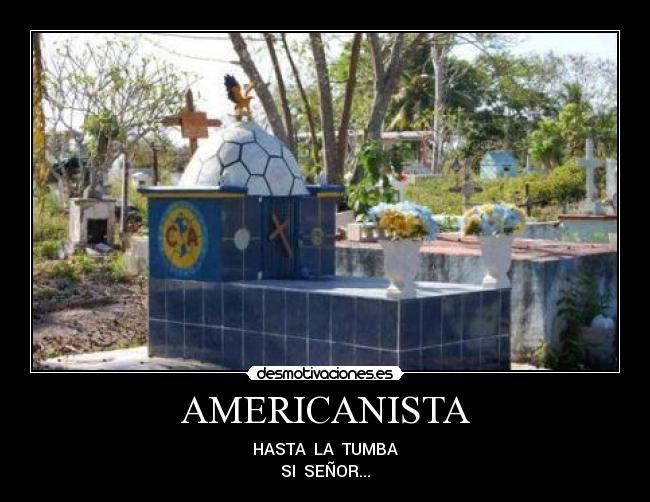 Americanista Desmotivaciones