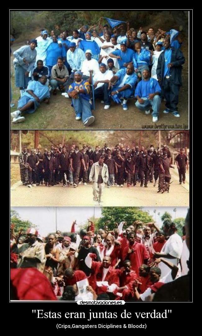 Imágenes, Carteles y Desmotivaciones de pandillas rap hip hop