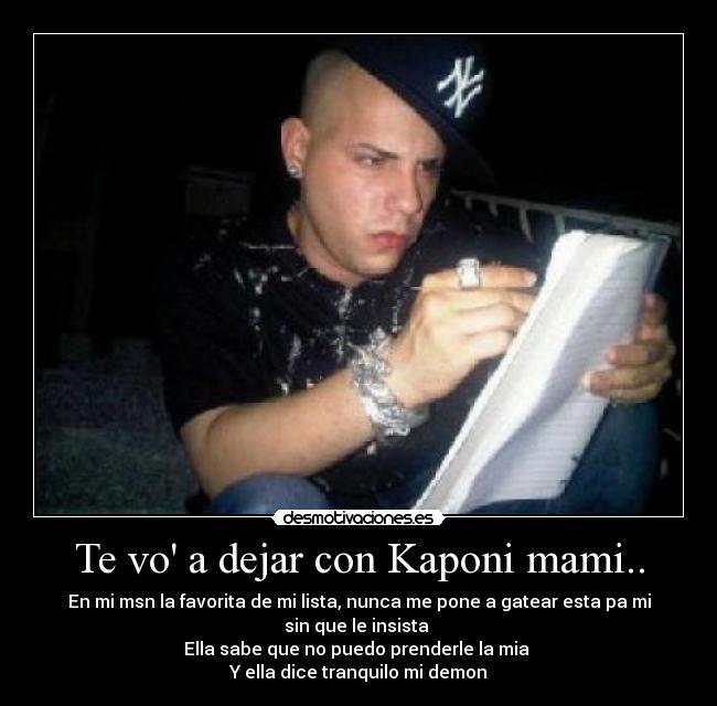 Kendo Kaponi Picture