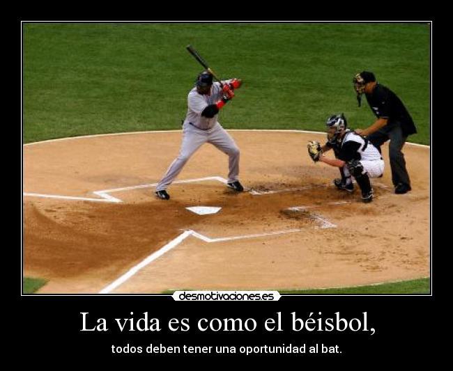 Frases de beisbol bonitas - Imagui | Phrases for Baseball
