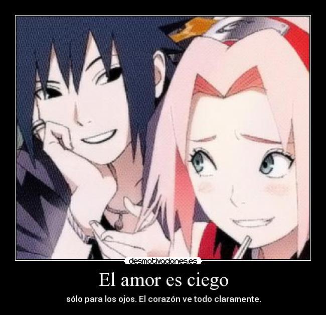Naruto con frases de amor