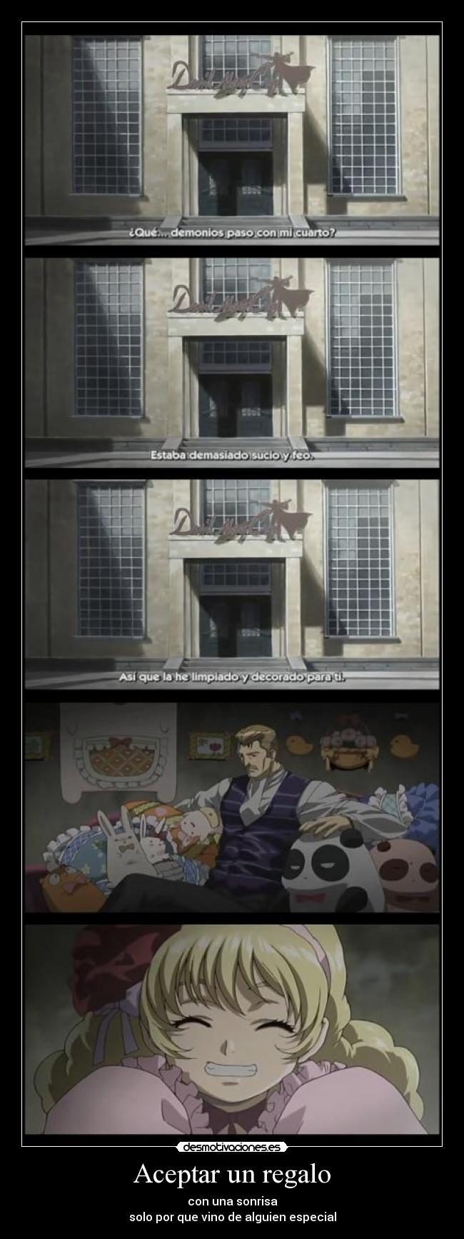 carteles devil may cry anime harukaze patty tsundere kawaii ewe desmotivaciones