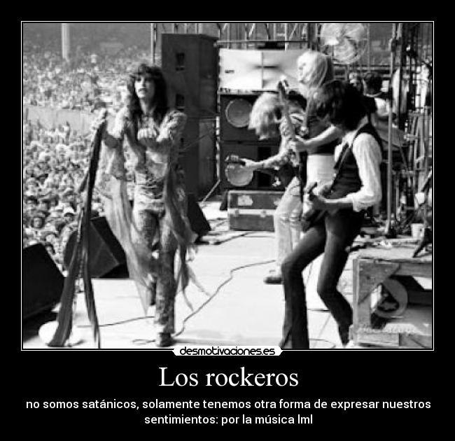 Imagenes De Rockeros