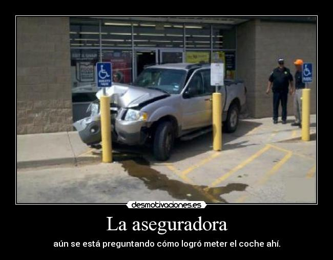 carteles accidentes imposibles molaxd desmotivaciones