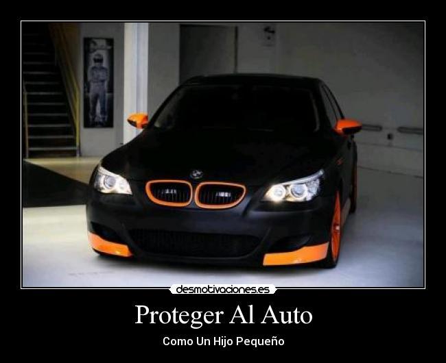 auto proteger carreras tuning carros coches transporte desmotivaciones