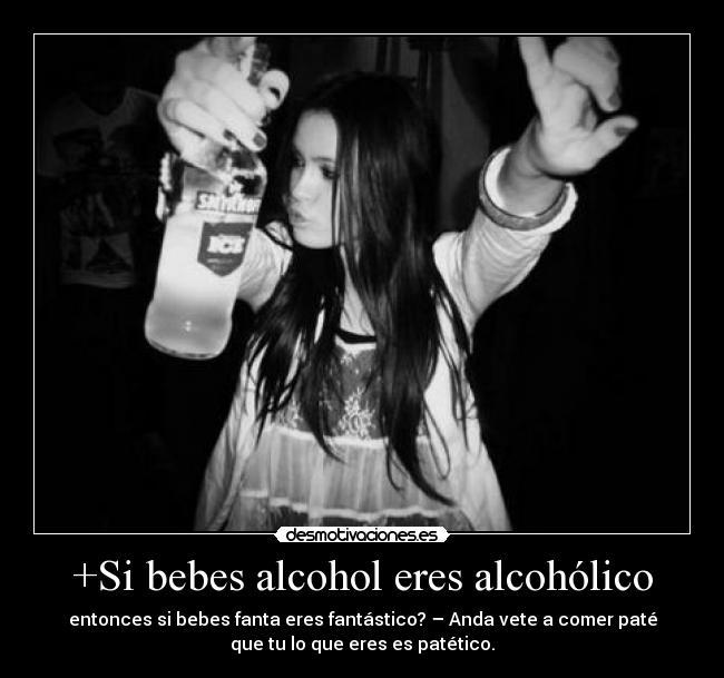 Las fases del alcoholismo y su característica