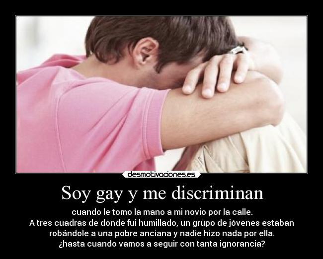 No soy gay pero soy