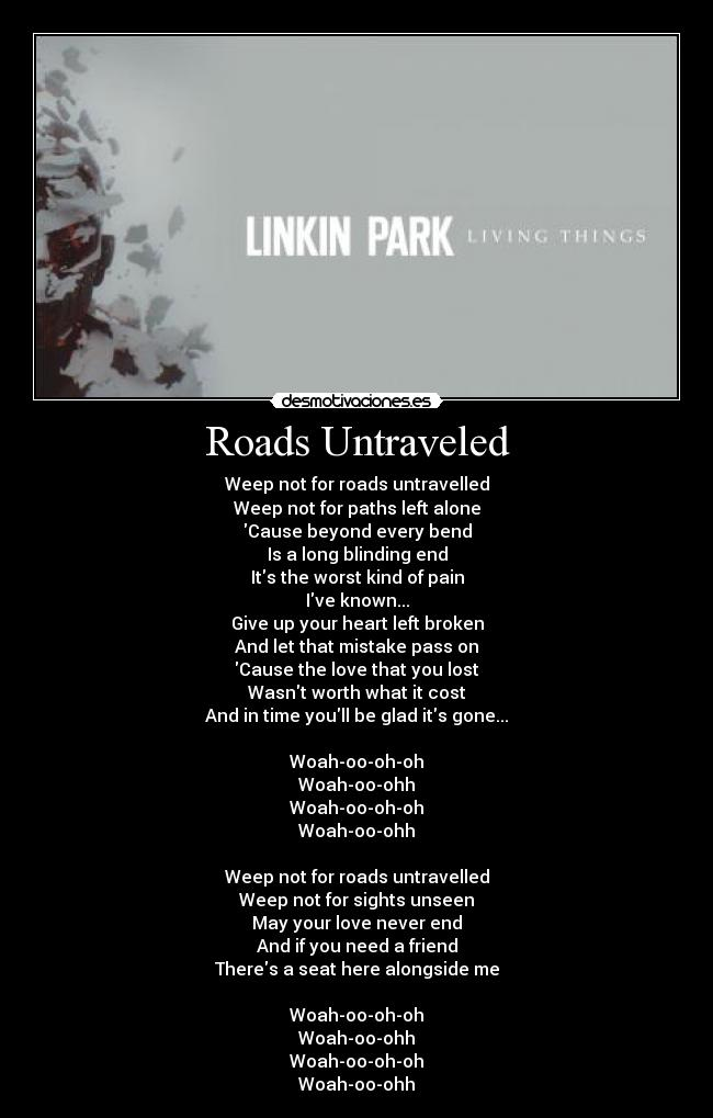 Скачать песню linkin park roads