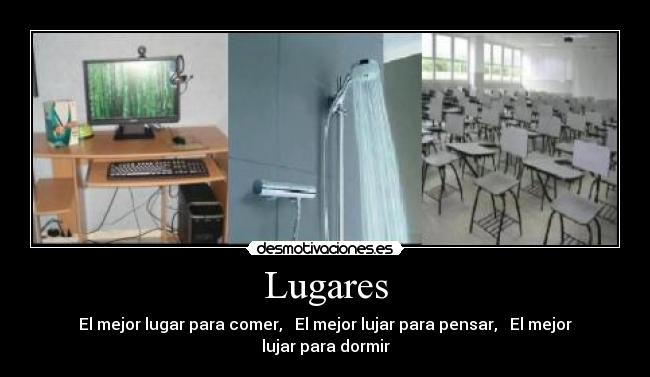 Lugares -
