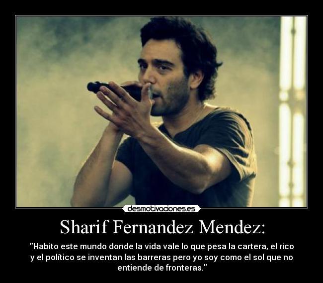 Sharif Fernandez Mendez Desmotivaciones