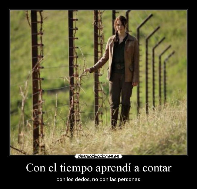 carteles katniss everdeen ljdh thg always tribute distrito12 panem sheremee desmotivaciones