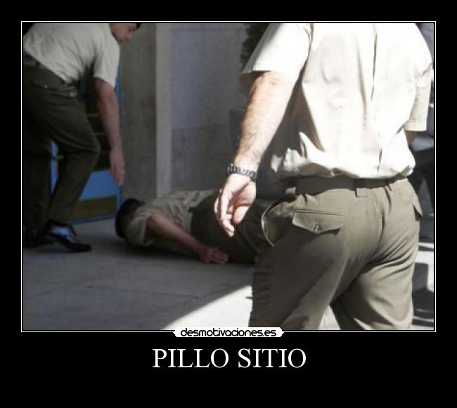 PILLO SITIO -