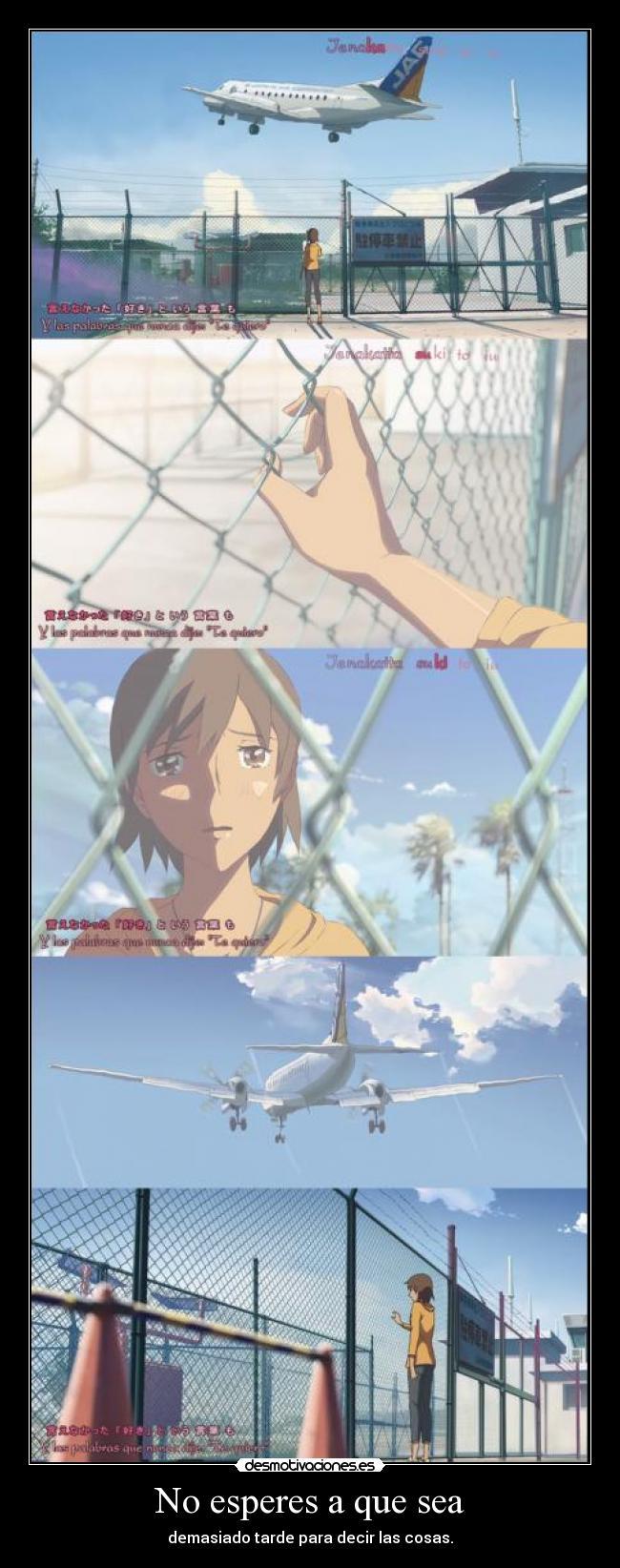 carteles raptorhunters nigatsu harukaze anime pelicula por segundo amor suena gracioso viniendode desmotivaciones