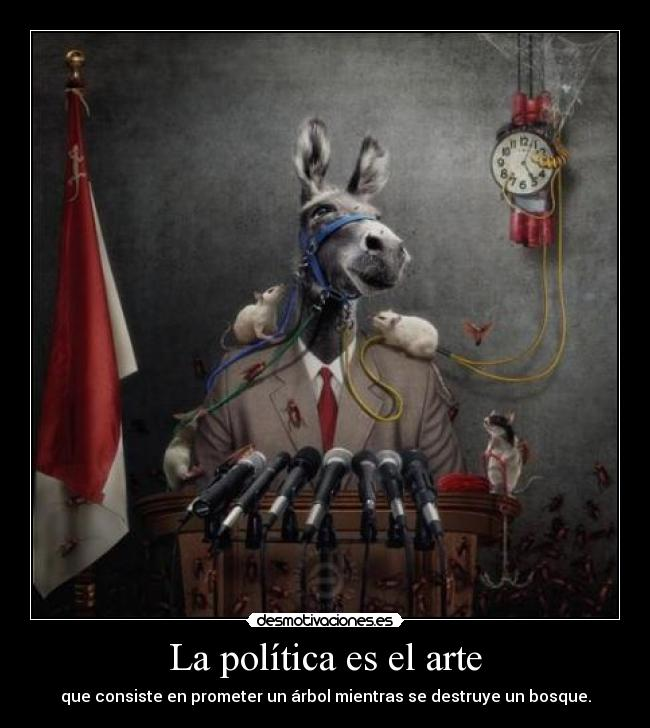 carteles politica arte bbjdfs this pain just too real desmotivaciones