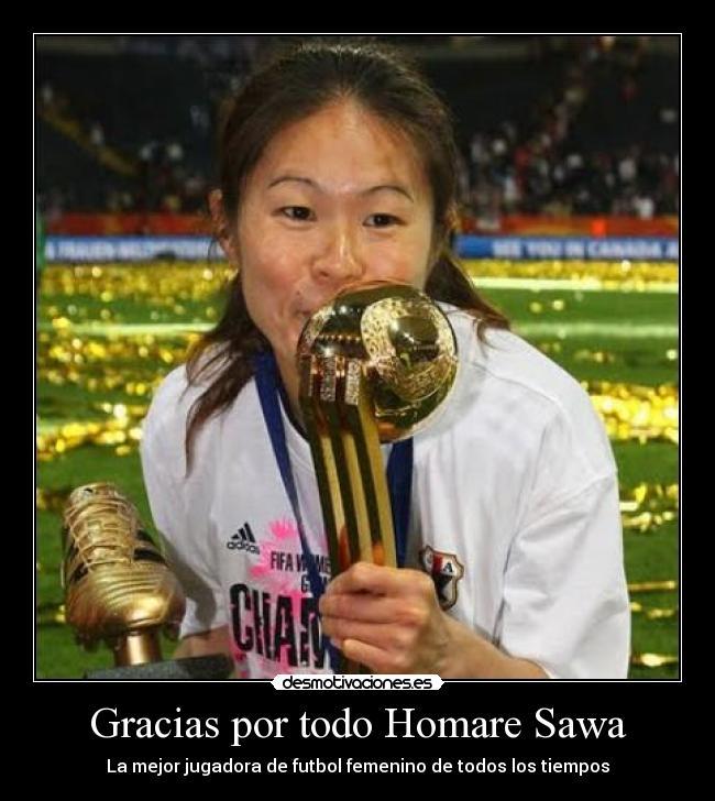 Jugadoras De Futbol Femenino http://desmotivaciones.es/5783561/Gracias