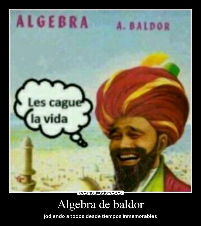 descargar gratis algebra de baldor