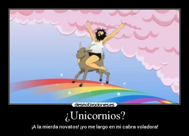 pene unicornio