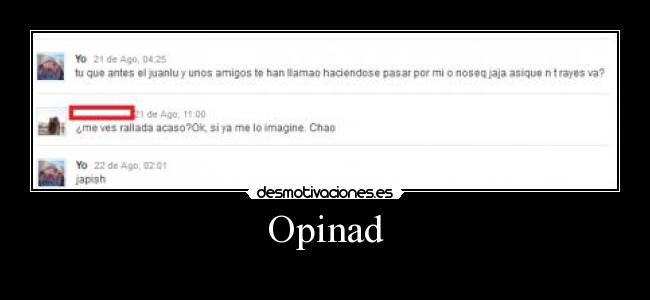 Opinad -