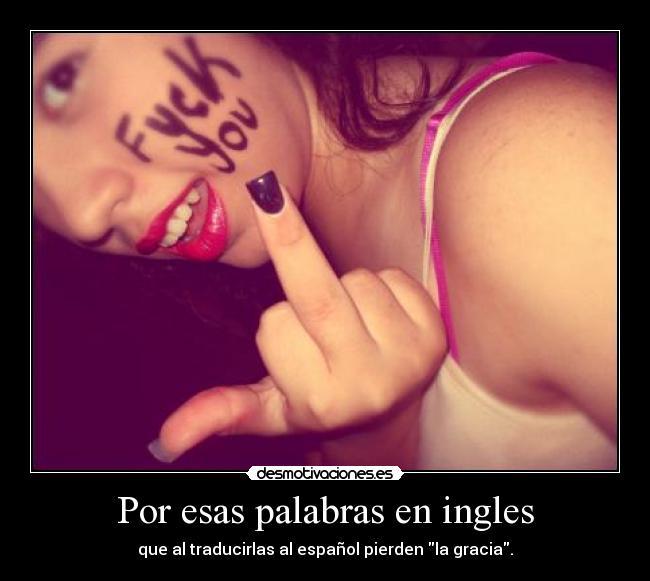 ingles palabras: