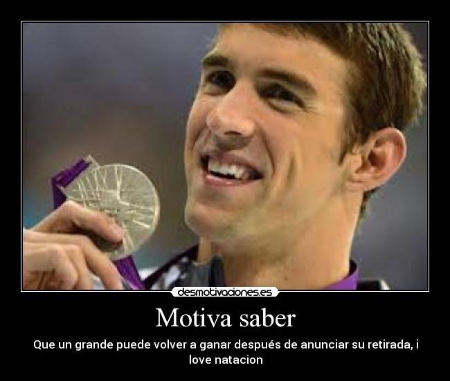 Michael Phelps limpia su atormentado pasado a base de