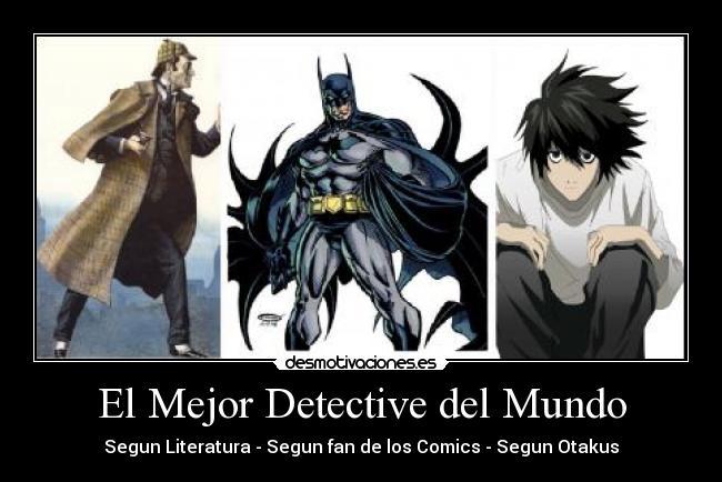 El mejor detective del mundo desmotivaciones - El mejor colchon del mundo ...