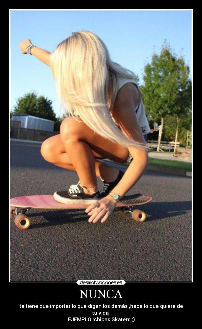 Девушка со скейтом фото на аву