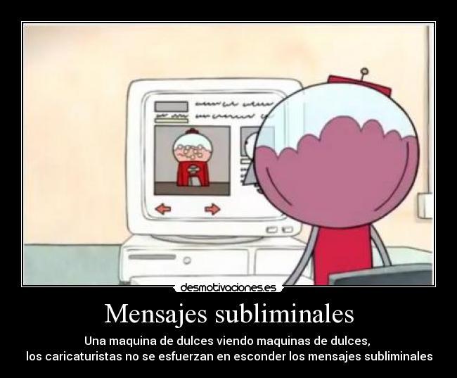 Imágenes, Carteles y Desmotivaciones de porn: desmotivaciones.es/5759718/Mensajes-subliminales