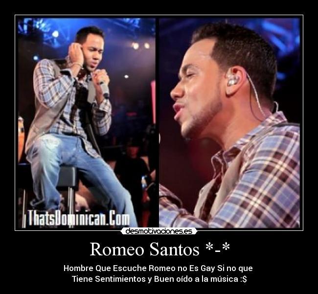 Romeo Santos Desmotivaciones