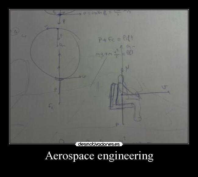 Aerospace engineering -